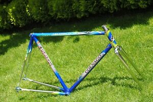 Colnago Mastser Olympic Decor Columbus Gilco Tube Size 54,5 cm 3H327  dropout