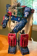 Transformers Titans Return Fortress Maximus, great condition, minor sun stain
