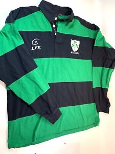 LFR Live For Rugby Ireland Rugby Jersey Size 3XL