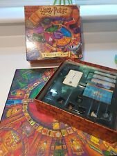 HARRY POTTER AND THE SORCERER'S STONE TRIVIA BOARD GAME MATTEL 2000 VGC