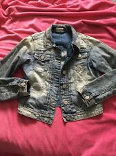 💙Next Girls Denim Jean Jacket Size 12 Yrs  Excellent Condition Hardly Used!💙