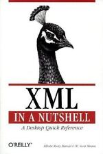 XML in a Nutshell by W. Scott Means and Elliotte Rusty Harold (2001, Paperback)