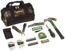 *BRAND NEW* iWork Olympia Tools 51pc  Multi-Colored Camo Tool Bag Set (81-917)