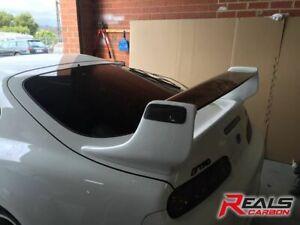 Toyota Supra JZA80 TD Style Hybrid Carbon Fiber Wing / Rear Spoiler Bodykit