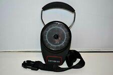 Samsonite Manual Luggage Scale 80 Pound Maximum / Black