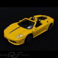 Ferrari Scuderia Spider 16M 2008 Jaune 1/43 Bburago 18-36100