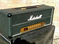 Vintage Marshall JMP Super Bass Amplifier with Cover