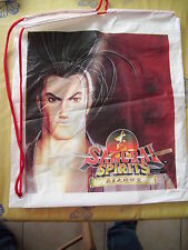 >> NEO GEO SAMURAI SPIRITS SHODOWN II 2 OFFICIAL BAG JAPAN IMPORT! <<