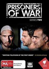 Prisoners Of War : Series 2 (DVD, 2013, 4-Disc Set) - Region 4