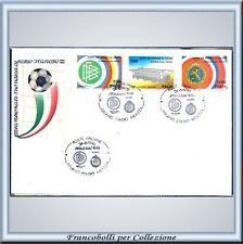 Mondiali Calcio Italia Milano Stadio Meazza 24-6-1990