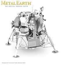 Fascinations Metal Earth Apollo Lunar Module NASA Moon Laser Cut 3D Model