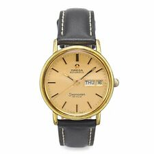 Vintage 1978 Omega Seamaster De Ville Ref 166.0209 Cal 1022 Automatic Mens Watch
