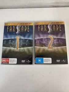 Farscape Season 1 & 2 DVD Seasons Free Postage