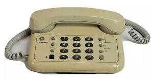 Vintage Retro GE Telephone 12 Number Memory Model 2-9240C Classic Style
