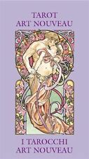 Tarot Art Nouveau Mini 9780738704562 by a Castelli Cards