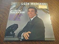 album 3 33 tours LUIS MARIANO album souvenir