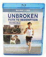Unbroken: Path To Redemption (Bilingual) Blu-ray + DVD (2018) REGION FREE BLURAY