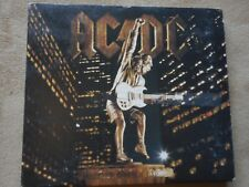 """AC/DC """"STIFF UPPER LIP"""" CD SAFE IN NEW YORK CITY CAN'T STAND ST HOUSE OF JAZZ"""
