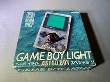 Nintendo GameBoy Game Boy Light Astro Boy Limited Edition Brand New