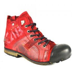 Yellow Cab Industrial 1-c Y15012 Leder Boots Herren Stiefel