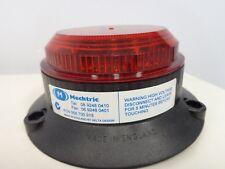 """Delta Design SQ4XDV/5 12/24Vdc, 5 Watt, Xenon Strobe Red """"Rear Guard"""" Beacon"""