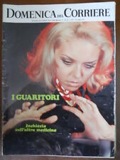 Domenica del Corriere n°20 1970 Assassino di Maria Goretti - I Guaritori [G110C]