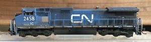 n scale kato custom painted weathered detailed MTL Couplers CN IC LMSX C44-9w
