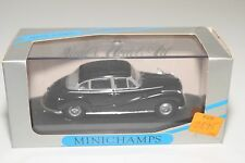 . MINICHAMPS BMW 502 V8 LIMOUSINE BLACK MINT BOXED