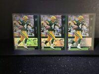 Brett Favre (3) Lot 1994 SP Hologram PB15 Green Bay Packers HOF