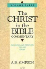 002: Christ in the Bible Commentary, Vol. 2: Joshua, Judges, Ruth, First and Sec