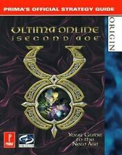 Ultima Online: The Second Age-Prima's Official Strategy Guide