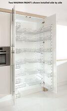 Maxima Front kitchen tandem larder