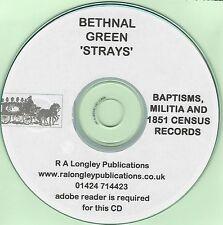Bethnal Green Strays [CD]