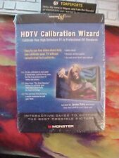 Monster Cable ISF Series HDTV Calibration Wizard DVD - Sealed New