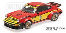 Minichamps 100776409 - Porsche 934 no.9-6std. SILVERSTONE 1977 de BRAMBILLA