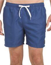 Exist Swim Men's XXL Mesh Lined Board Shorts Swim Navy Trunks New