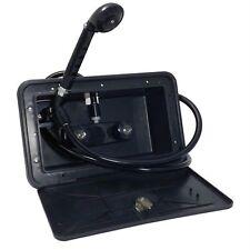 Phoenix Faucet  PF266701 Black Exterior Shower Unit with Lock
