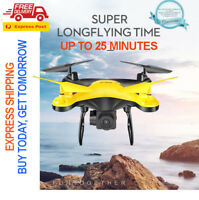 Drone 2MP HD camera drone hight hold headless 2.4HG 6 CH  toy gift quadcopter
