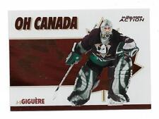 2003-04 ITG ACTION OH CANADA # 0C-8 JEAN SEBASTIEN GIGUERE !!