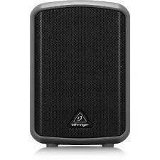 "Behringer Europort MPA30BT 6"" PA Speaker - Black"