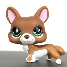Authentic Littlest Pet Shop #897 Dog Corgi / Original Hasbro LPS