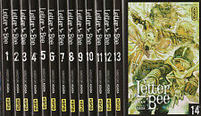 LETTER BEE tomes 1 à 14 Asada série MANGA shonen en français