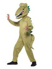 Boys Childs Enormous Crocodile Fancy Dress Costume Roald Dahl World Book Day Fun