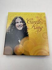 Carole King Collectors Edition 3 CD Box set Fantasy Rhymes Reasons Carnegie Hall