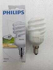 LAMPADA A RISPARMIO ENERGETICO PHILIPS SPIRALATA E14 12W/827 (LUCE CALDA)