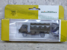 Roco Minitanks (NEW) Modern West German Steyr 680M 3.5T Troop Truck Lot# 2264