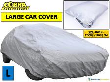 Cobra gran tamaño L Completo Para Exterior E Interior Coche Cubierta de protección UV aireado Nuevo