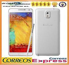 SAMSUNG GALAXY NOTE 3 N9005 4G 32GB BLANCO LIBRE TELEFONO MOVIL SMARTPHONE NUEVO