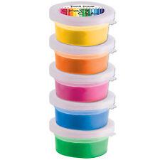 Crazy Bouncing Putty Bouncy Stretch Rip Silly Slimy Goo Play-Do Plasticine Glow