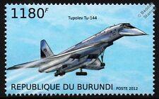 NASA Tupolev Tu-144/144LL (laboratorio volador) SST avión aeronave Sello